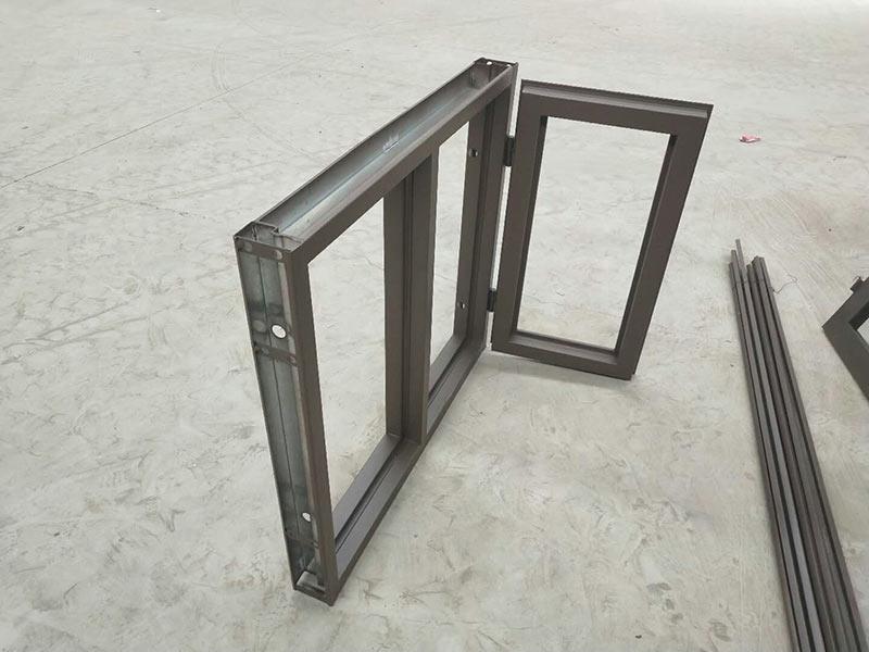定制型防火窗