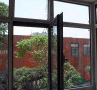 铝质耐火窗的应用